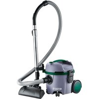 Dusty Bin Bagless Compact Lite Vacuum Cleaner - Grey