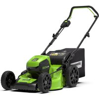 Greenworks 60V DigiPro 46cm Hand Push Cordless Lawnmower (Tool Only)