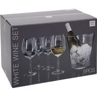 Valetti 5 Piece White Wine Set