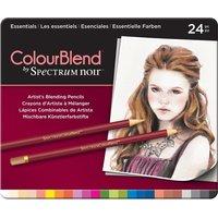 ColourBlend by Spectrum Noir 24 Pencil Set - Essentials