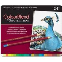 ColourBlend by Spectrum Noir 24 Pencil Set - Naturals