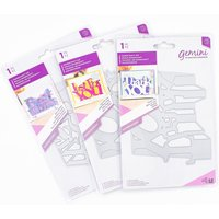 Gemini Expressions Pop Out Word Bundle - Thank You, Best Wishes and Just For You