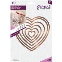 Gemini - Multi Media Die - Nesting Hearts