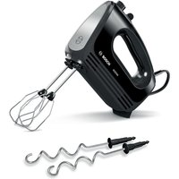 Bosch MFQ2420BGB CleverMixx 400W Hand Mixer - Black