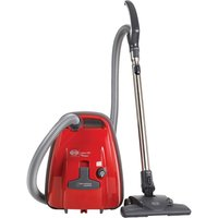Sebo 890W Airbelt K1 EPower Cylinder Bagged Vacuum Cleaner - Rhodium Red