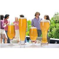 Clifford James Craft Beer Glasses Logo - Set of 4