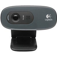 Logitech C270 HD 720p Plug & Play Webcam
