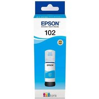 Epson 102 EcoTank Pigment Cyan Ink Bottle