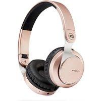 MIXX JX1 Bluetooth Wireless Stereo Headphones - Rose Gold