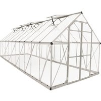 Palram Balance Greenhouse Silver - 8 x 20