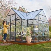 Palram Victory Orangery Greenhouse - 10 x 12