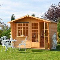 Shire Sandringham 10 x 6 Summerhouse
