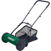 Draper Hand Lawn Mower - 380mm