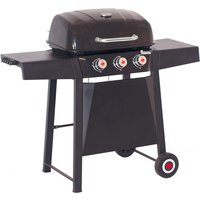 Landmann  Grill Chef Midas 3 Burner Gas BBQ