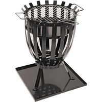 Landmann Grill Chef Log Burner/Barbeque Fire Basket