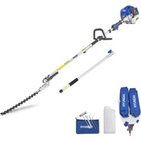 Hyundai HYPT5200X 52cc  Petrol 3m Long Reach Pole Hedge Trimmer