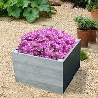 NBB Recycled Furniture EverYear Raised Bed L600 x D640 x H400mm - Grey