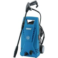 Draper Pressure Washer with Total Stop Feature - 1500W