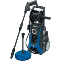 Draper Pressure Washer with Total Stop Feature - 2200W