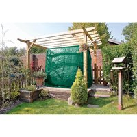 Draper Two Seater Swing Seat/Hammock Seat Cover (1980 X 1300 X 1900mm) - Green
