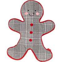 Zoon Gingerbread Buddy Dog Toy - Large