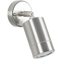 Pacific Lifestyle Adjustable Directional Spot Light - Brushed Steel