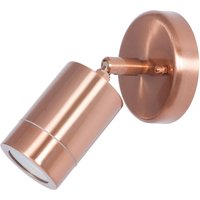 Pacific Lifestyle Adjustable Directional Spot Light - Copper