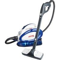 Polti Vaporetto FLR00057GE 1500W Handy Go Steam Mop - White and Blue