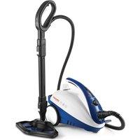 Polti Vaporetto FLR00056GE Smart 40 1800W Steam Mop - White and Blue