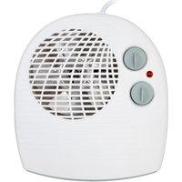 Black and Decker 2KW Flat Fan Heater