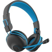 JLab JBuddies Play Gaming Wireless Kids Headset - Black/Blue