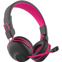 JLab JBuddies Play Gaming Wireless Kids Headset - Black/Pink