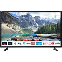 Sharp 1T-C32BC2KE1FB 32 Inch HD Ready LED Smart TV with Freeview Play - Black