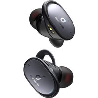 Soundcore Liberty 2 Pro True Wireless Bluetooth In-ear Noise Cancelling Earbuds with Astria Coaxial Acoustic Architecture - Black