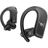 Soundcore Spirit X2 True-Wireless Sport Earphones with Body-Moving Bass & Extreme IP68 Protection - Black