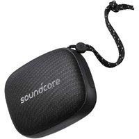 Soundcore Icon Mini Pocket Bluetooth Speaker with Explosive Sound & IP67 Water Resistance - Black