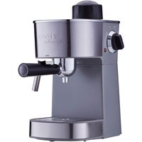 Cooks Professional G4085 MK2 800W Epresso Coffee Maker - Grey