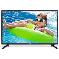 "Linsar 32LED400 32"" HD Ready Freeview HD LED TV - Black"