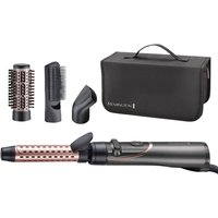 Remington AS8606 Curl & Straight Confidence Rotating Hot Air Styler - Grey & Pink