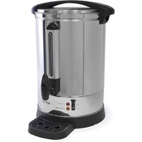 Lloytron E1920 20L 2500W Stainless Steel Catering Urn Water Boiler - Silver