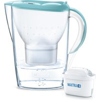 BRITA Marella Water Filter  Jug - 2.4L Pastel Blue