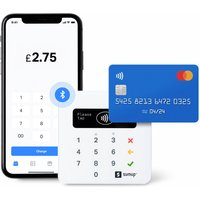 SumUp Air Contactless Card Reader/Payment Device - White