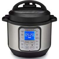 Instant Pot Duo Plus 30 9-in-1 Multi Use Pressure Cooker - Stainless Steel