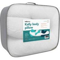 Kally Sleep Body Pillow Pure White