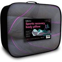 Kally Sleep Sports Recovery Pillow Hot Pink
