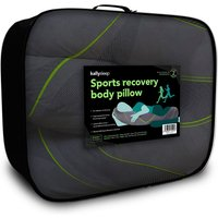 Kally Sleep Sports Recovery Pillow Lime Green