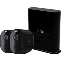 Arlo Pro 3 Wire-Free Security 2 Camera System - Black