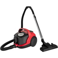 Beko VCO32801AR Orion 3 Bagless Cylinder Vacuum Cleaner - Red
