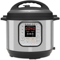 Instant Pot 60 Duo 5.7L 9-in-1 Multi-Use Programmable Pressure Cooker - Stainless Steel