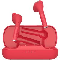 Defunc True Plus Wireless Earbuds - Red